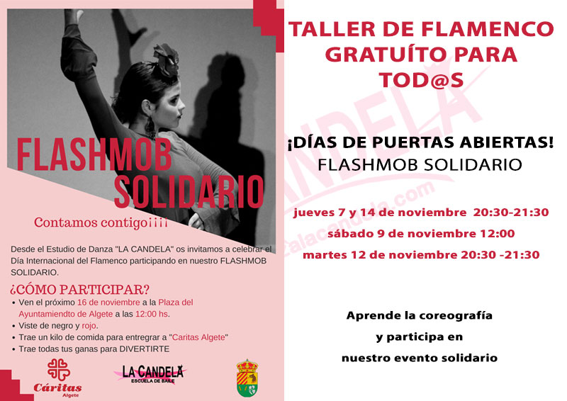 Flashmob solidario 2019